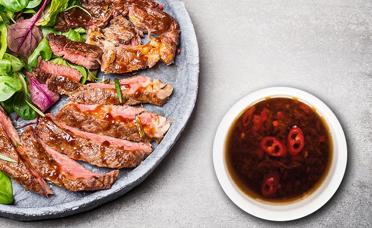 Reformi Luomu mausteinen BBQ-marinadi