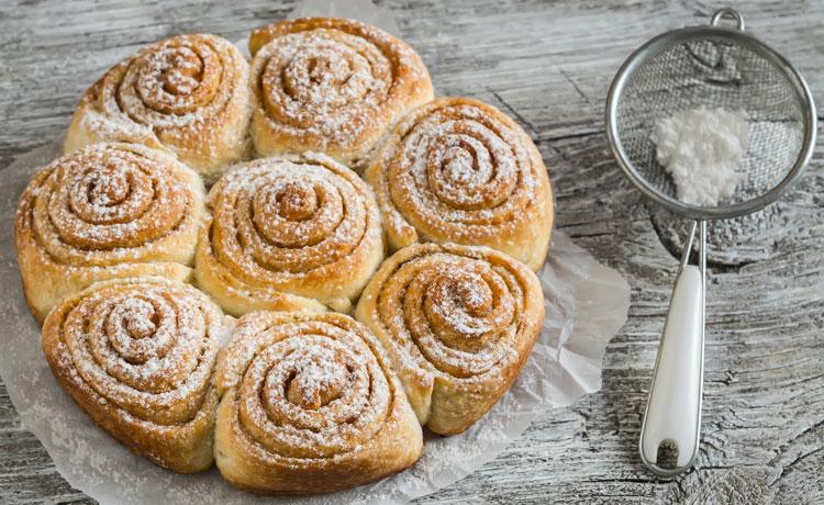 Reformi Jytte Luomu Gluteeniton vaniljaboston